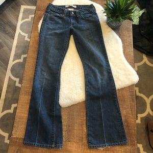 Gap Curvy Flare Jeans - size 2